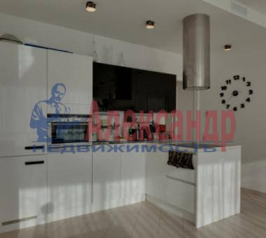 2-комнатная квартира (100м2) в аренду по адресу Песочная наб., 40— фото 6 из 7