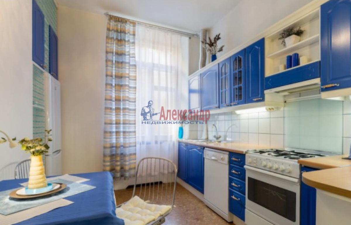 1-комнатная квартира (35м2) в аренду по адресу Дачный пр., 3— фото 4 из 4