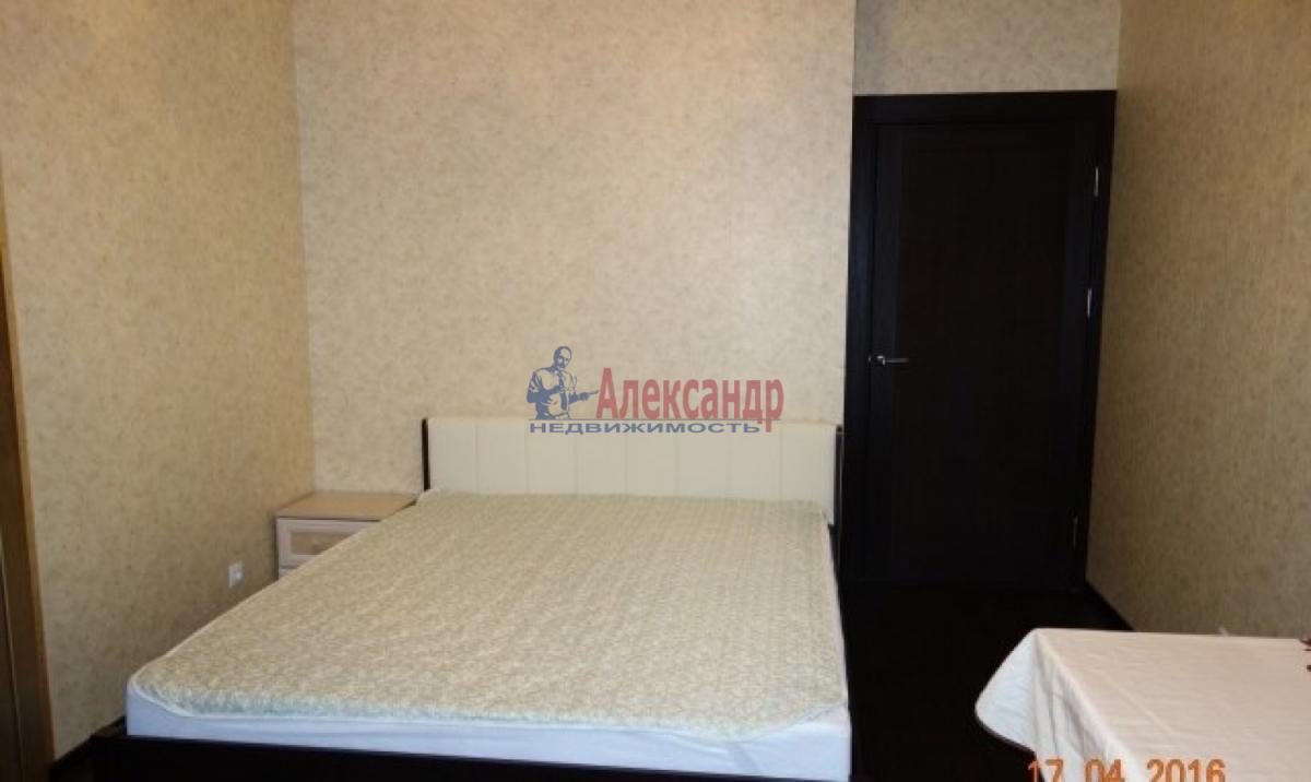 1-комнатная квартира (38м2) в аренду по адресу Парголово пос., Николая Рубцова ул., 12— фото 5 из 6