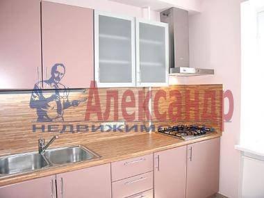1-комнатная квартира (36м2) в аренду по адресу Стачек пр., 105— фото 1 из 3