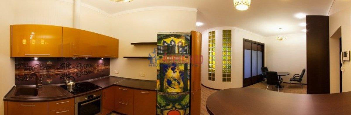 2-комнатная квартира (69м2) в аренду по адресу Смоленская ул., 11— фото 5 из 6