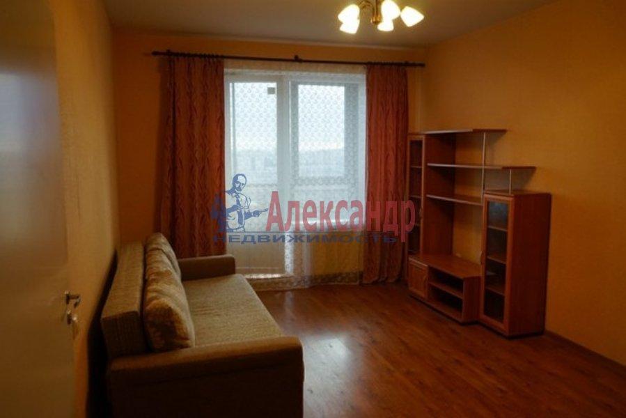 1-комнатная квартира (35м2) в аренду по адресу Будапештская ул., 31— фото 2 из 3