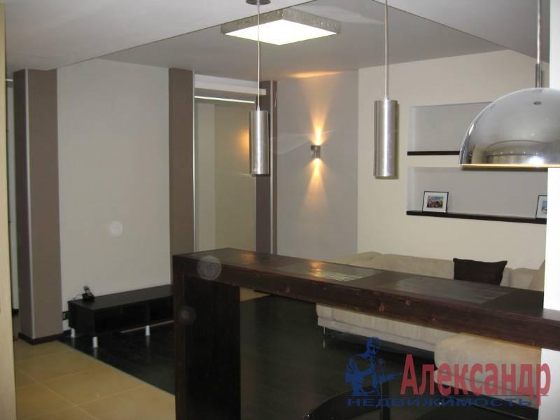 3-комнатная квартира (90м2) в аренду по адресу Бассейная ул., 73— фото 9 из 13