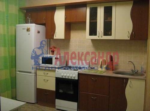 1-комнатная квартира (38м2) в аренду по адресу Просвещения просп., 86— фото 1 из 3