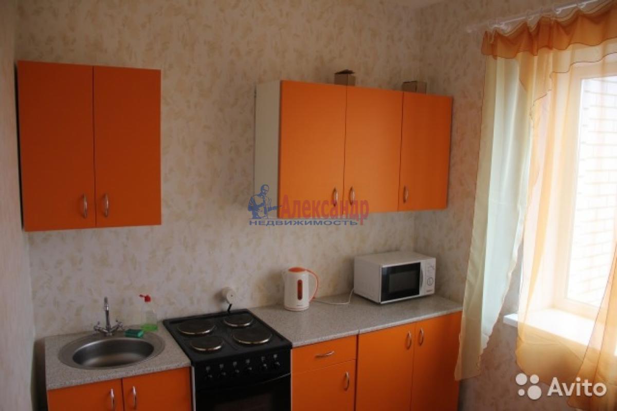 1-комнатная квартира (36м2) в аренду по адресу Комендантский пр., 16— фото 1 из 3
