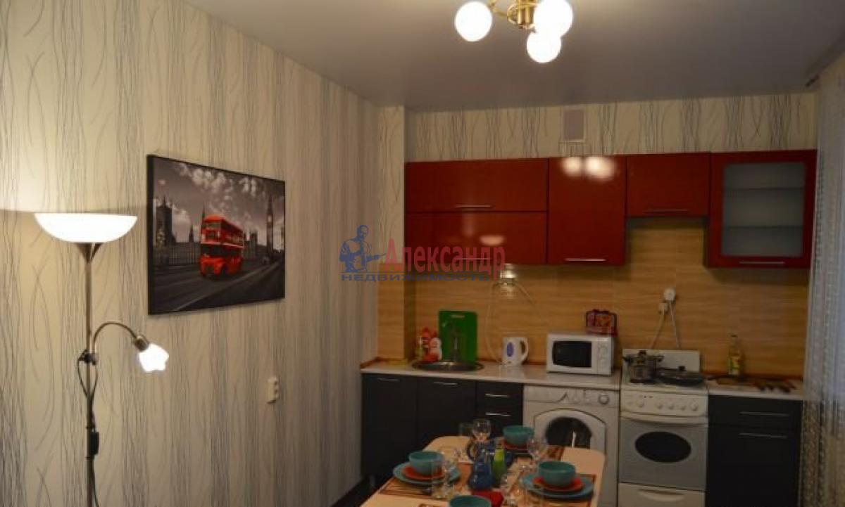 1-комнатная квартира (46м2) в аренду по адресу Шелгунова ул., 9— фото 1 из 6