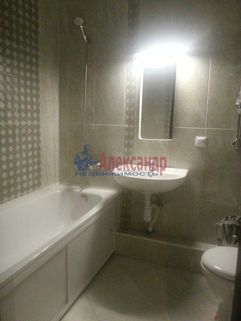 1-комнатная квартира (39м2) в аренду по адресу Петергофское шос., 59— фото 3 из 7