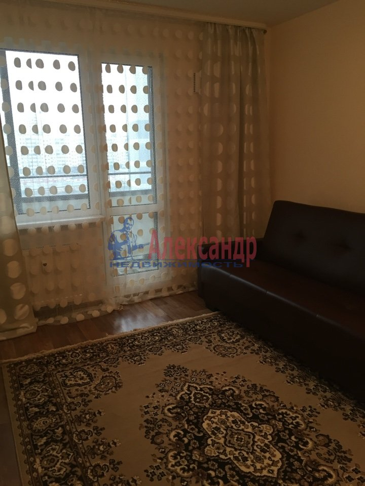 1-комнатная квартира (36м2) в аренду по адресу Дунайский пр., 14— фото 4 из 14