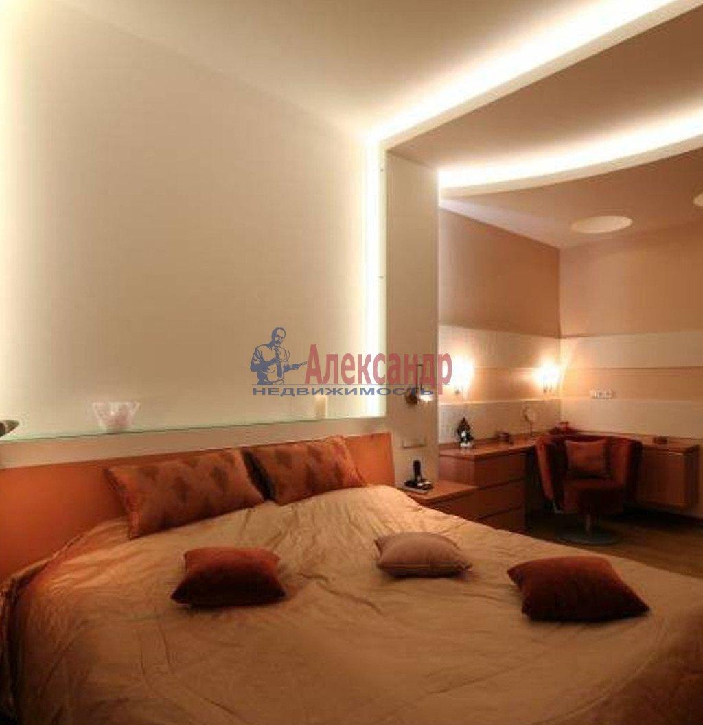 3-комнатная квартира (90м2) в аренду по адресу Серпуховская ул., 34— фото 2 из 6