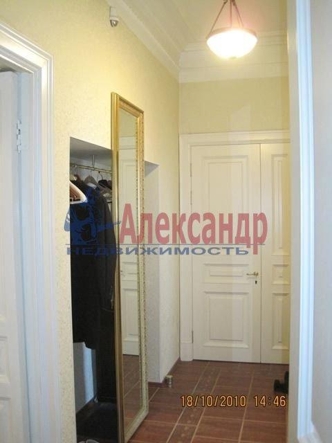 2-комнатная квартира (70м2) в аренду по адресу Английская наб., 30— фото 6 из 10