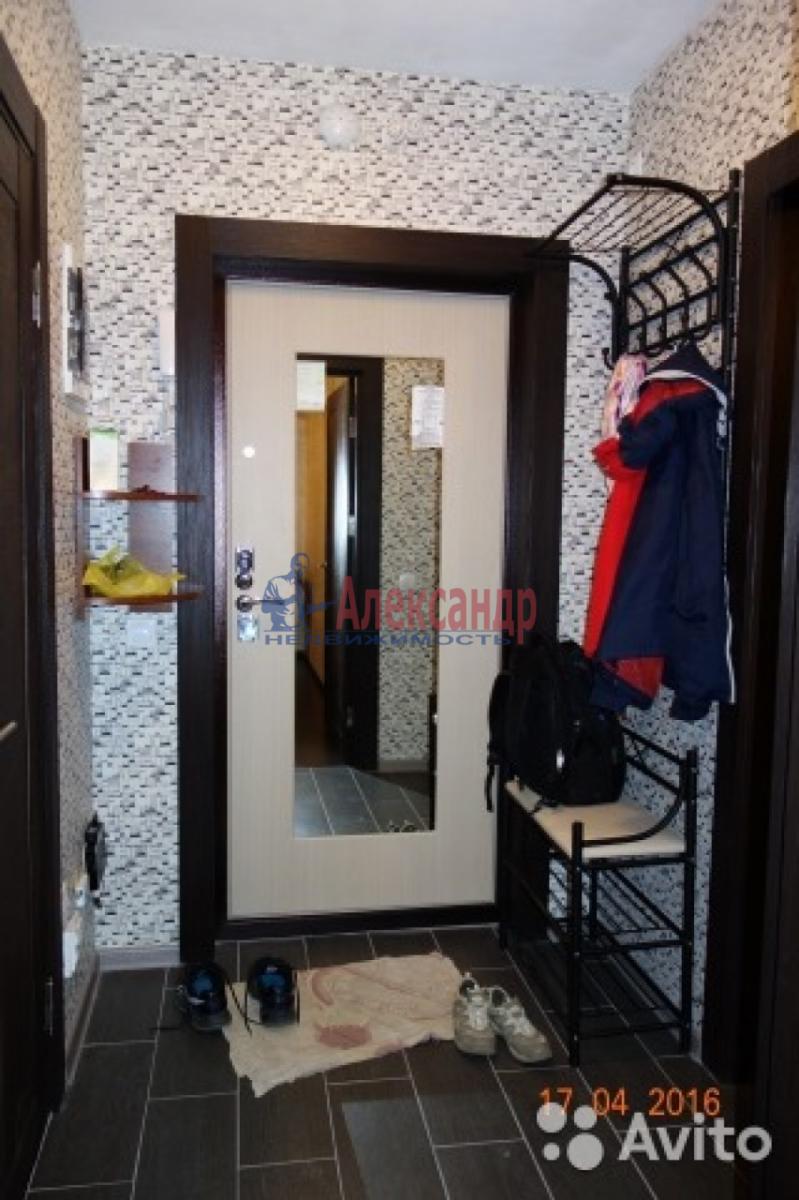 1-комнатная квартира (38м2) в аренду по адресу Парголово пос., Николая Рубцова ул., 12— фото 6 из 6
