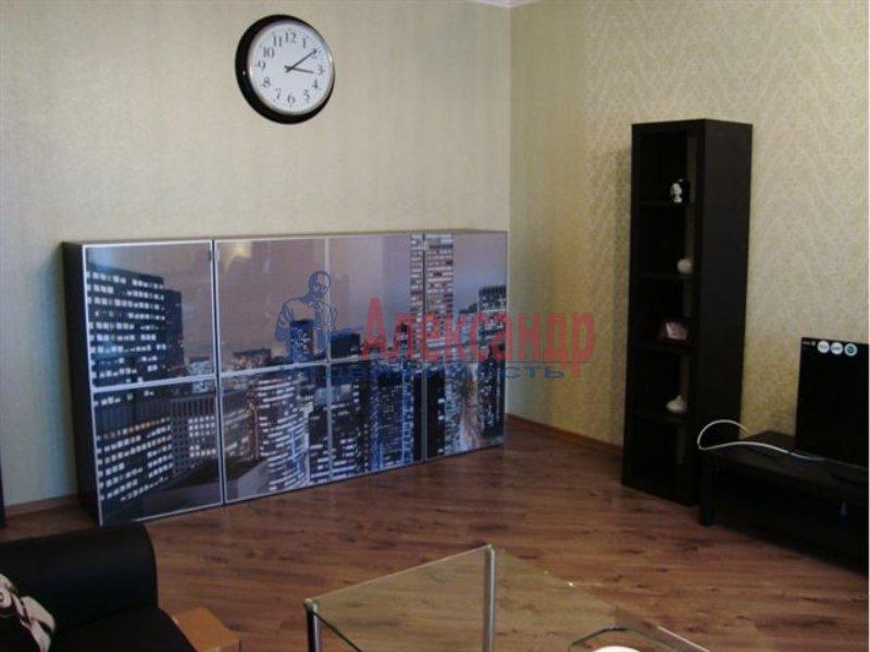 1-комнатная квартира (33м2) в аренду по адресу Маршала Говорова ул., 12— фото 1 из 3