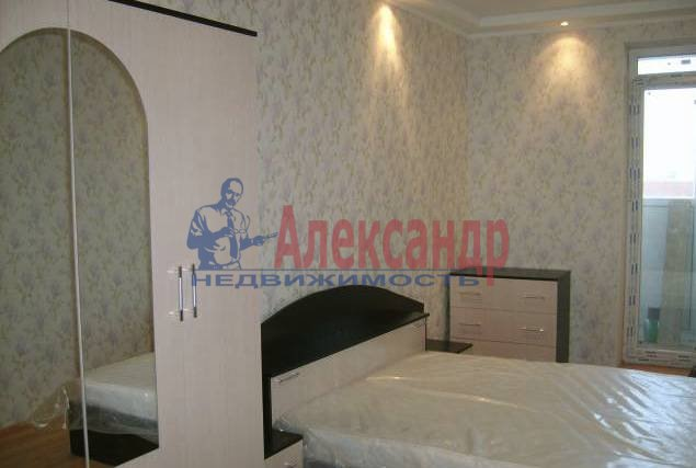 2-комнатная квартира (55м2) в аренду по адресу Ленинский пр., 128— фото 3 из 4