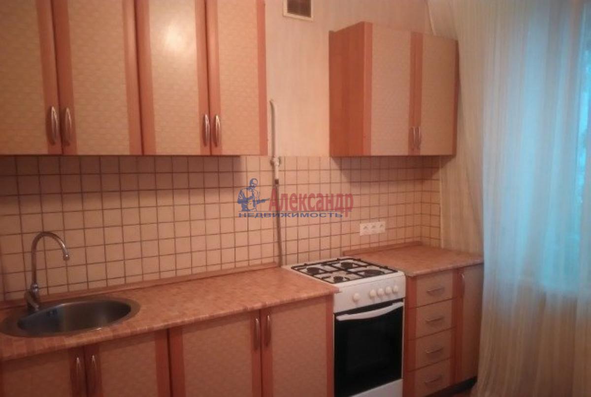 1-комнатная квартира (43м2) в аренду по адресу Ленинский пр., 79— фото 1 из 5