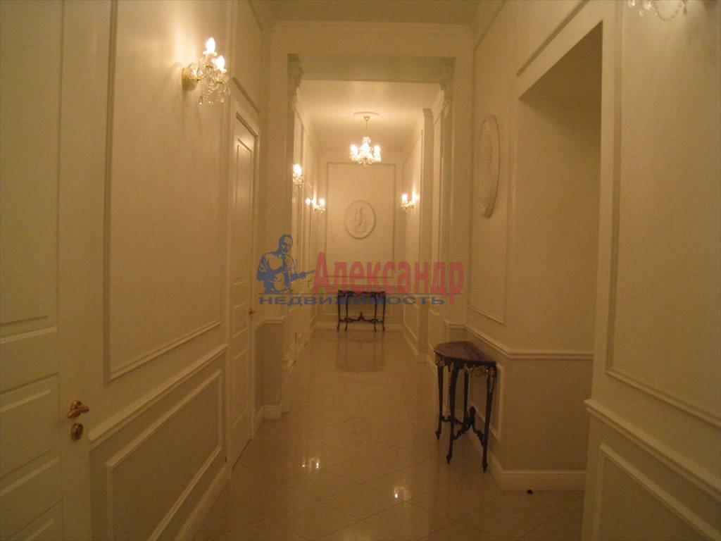 5-комнатная квартира (230м2) в аренду по адресу Адмиралтейская наб., 12— фото 4 из 6