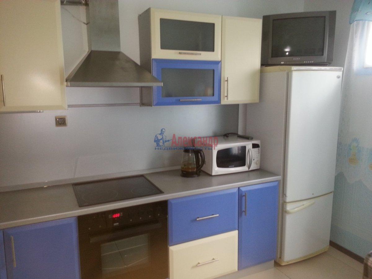 1-комнатная квартира (41м2) в аренду по адресу Авиаконструкторов пр., 34— фото 4 из 24
