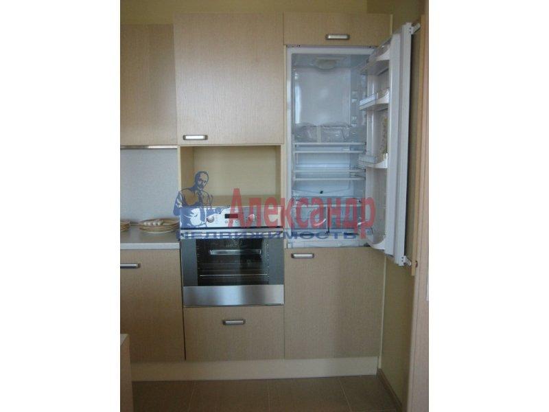 1-комнатная квартира (47м2) в аренду по адресу Кременчугская ул., 11— фото 1 из 6