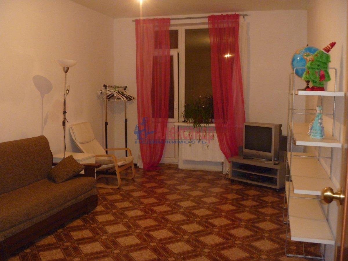 2-комнатная квартира (80м2) в аренду по адресу Яхтенная ул., 3— фото 5 из 6