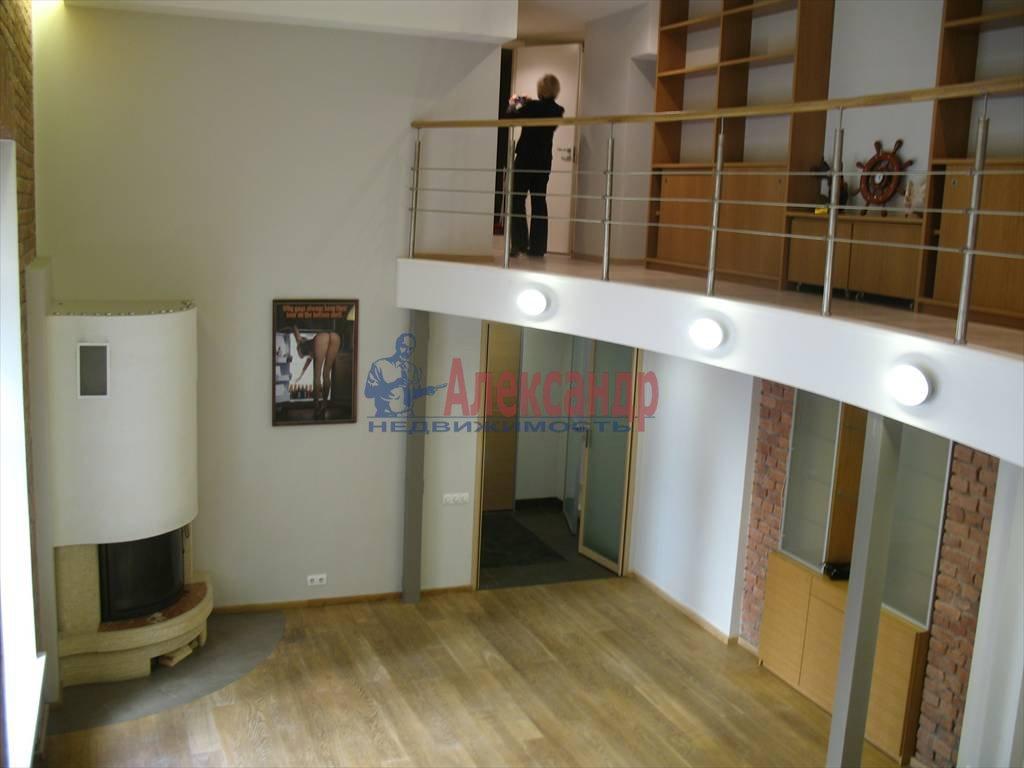 3-комнатная квартира (130м2) в аренду по адресу Миллионная ул.— фото 4 из 45