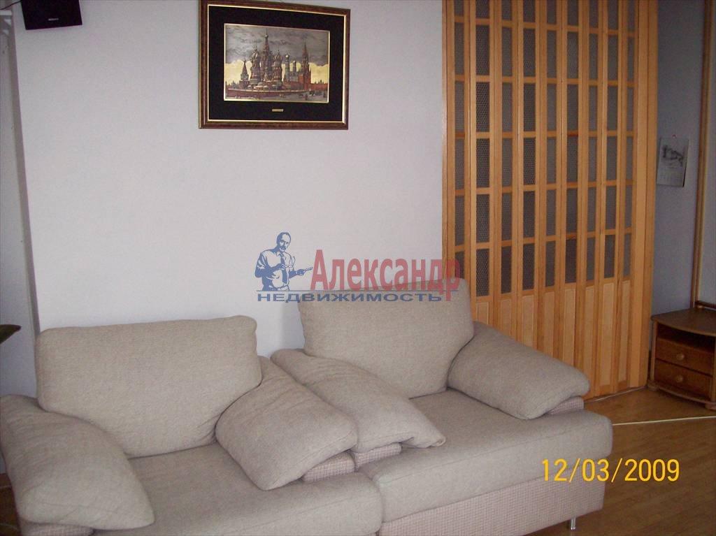 2-комнатная квартира (50м2) в аренду по адресу Петровская наб., 4— фото 7 из 10