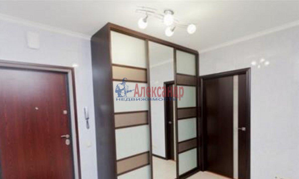1-комнатная квартира (40м2) в аренду по адресу Мебельная ул., 35— фото 4 из 5