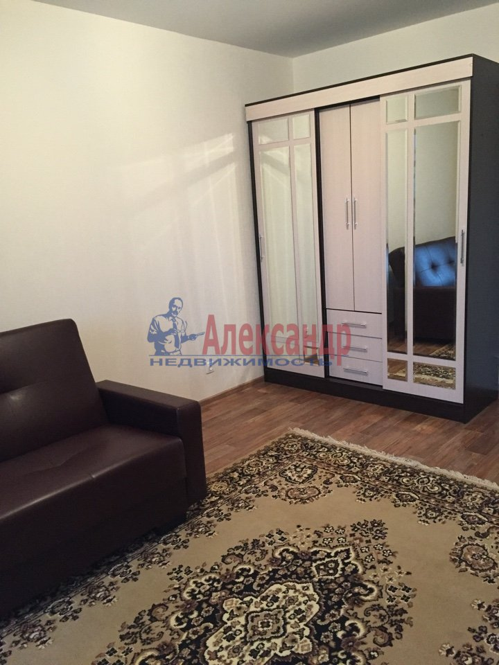 1-комнатная квартира (36м2) в аренду по адресу Дунайский пр., 14— фото 5 из 14