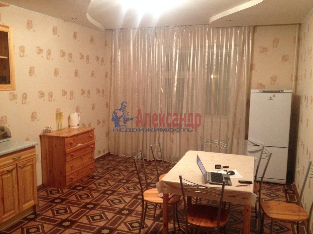 1-комнатная квартира (35м2) в аренду по адресу Коллонтай ул., 47— фото 1 из 3