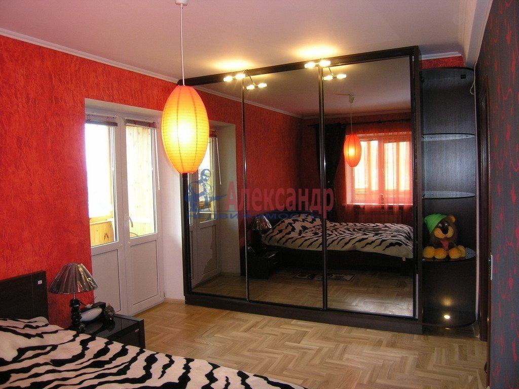 1-комнатная квартира (45м2) в аренду по адресу Коломяжский пр., 15— фото 1 из 1