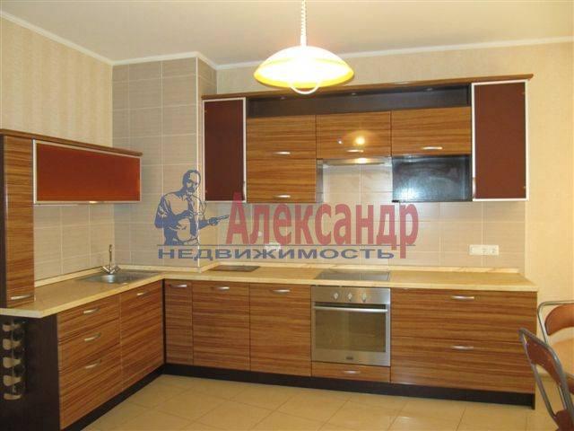 3-комнатная квартира (110м2) в аренду по адресу Морская наб., 37— фото 2 из 10