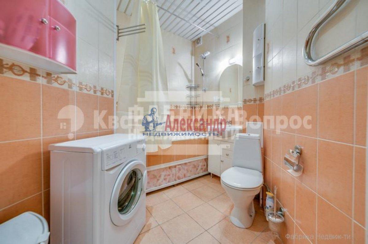 1-комнатная квартира (42м2) в аренду по адресу Солдата Корзуна ул., 167— фото 8 из 8