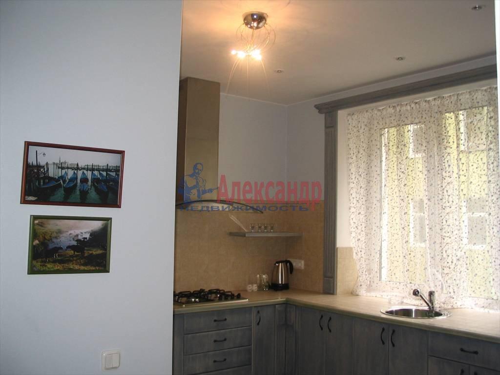 1-комнатная квартира (48м2) в аренду по адресу Пушкинская ул., 4— фото 5 из 8