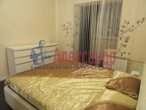 2-комнатная квартира (69м2) в аренду по адресу Коломяжский пр., 28— фото 5 из 9