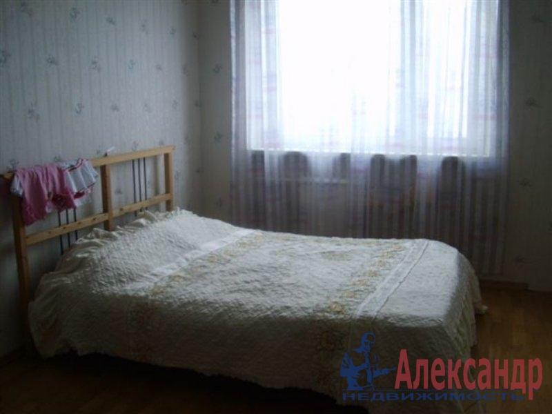 1-комнатная квартира (35м2) в аренду по адресу Ткачей ул., 5— фото 1 из 4