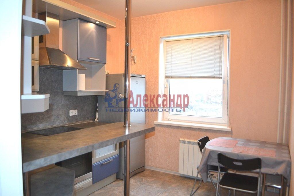 1-комнатная квартира (41м2) в аренду по адресу Шлиссельбургский пр., 24— фото 3 из 11