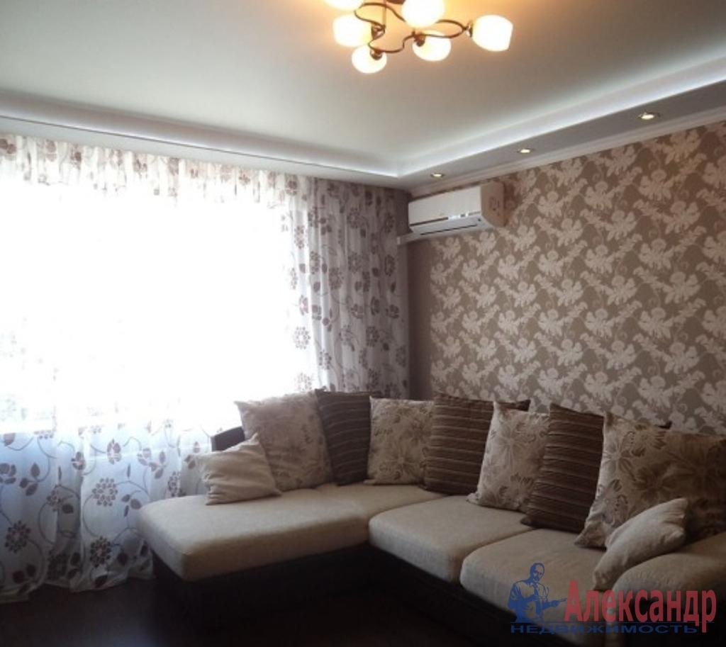 1-комнатная квартира (39м2) в аренду по адресу Мебельная ул., 19— фото 2 из 5