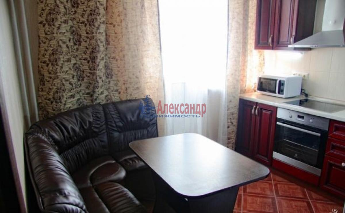 1-комнатная квартира (35м2) в аренду по адресу Космонавтов просп., 86— фото 1 из 14