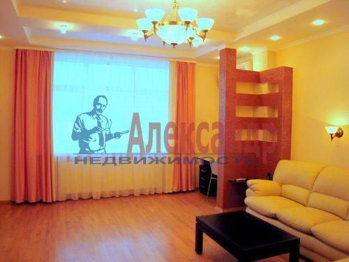 2-комнатная квартира (65м2) в аренду по адресу Бассейная ул., 10— фото 1 из 10