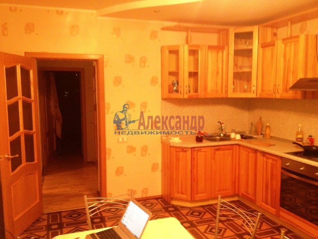 1-комнатная квартира (35м2) в аренду по адресу Коллонтай ул., 47— фото 2 из 3