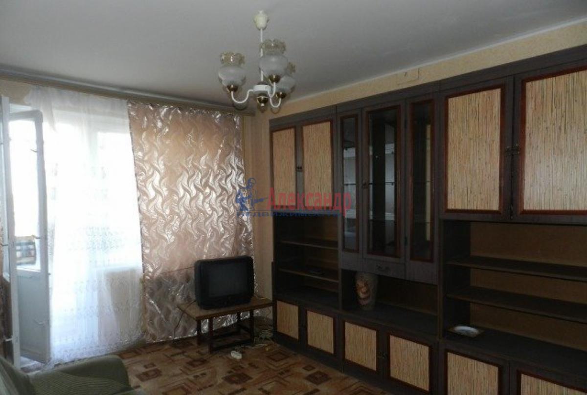1-комнатная квартира (32м2) в аренду по адресу Большевиков пр., 21— фото 1 из 3