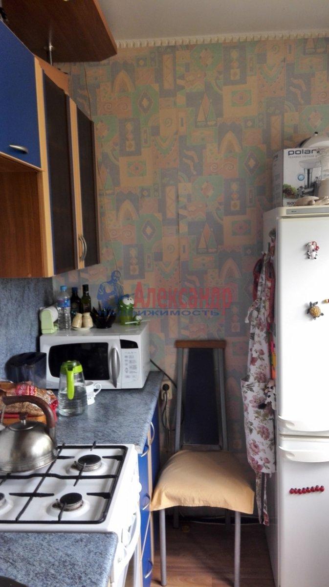 1-комнатная квартира (30м2) в аренду по адресу Купчинская ул., 17— фото 4 из 5