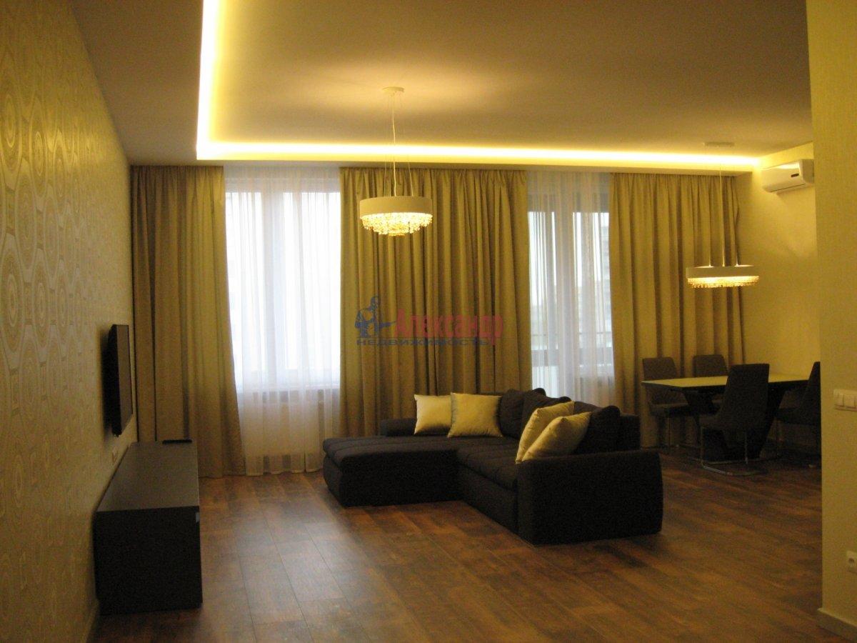 3-комнатная квартира (111м2) в аренду по адресу Беринга ул., 5— фото 24 из 32