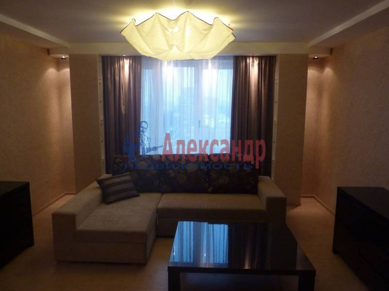 3-комнатная квартира (110м2) в аренду по адресу Варшавская ул., 59— фото 6 из 15