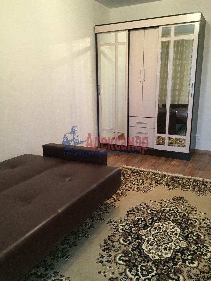 1-комнатная квартира (36м2) в аренду по адресу Дунайский пр., 14— фото 7 из 14