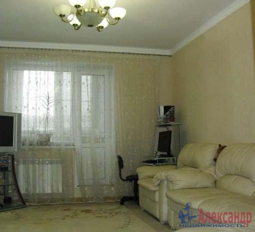 3-комнатная квартира (65м2) в аренду по адресу Краснопутиловская ул., 76— фото 1 из 5