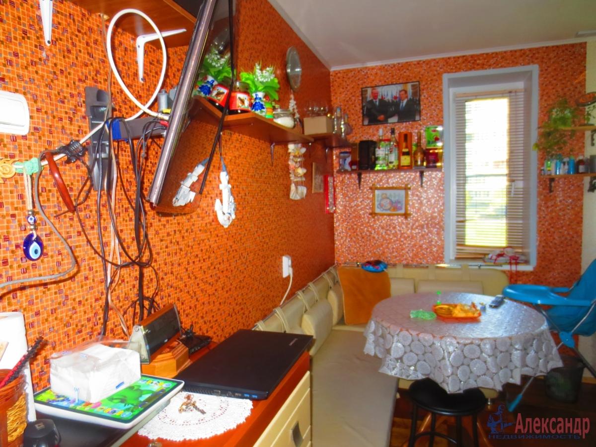 1-комнатная квартира (35м2) в аренду по адресу Клочков пер., 4— фото 2 из 2