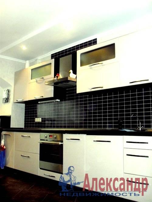 3-комнатная квартира (93м2) в аренду по адресу Боткинская ул., 15— фото 1 из 14