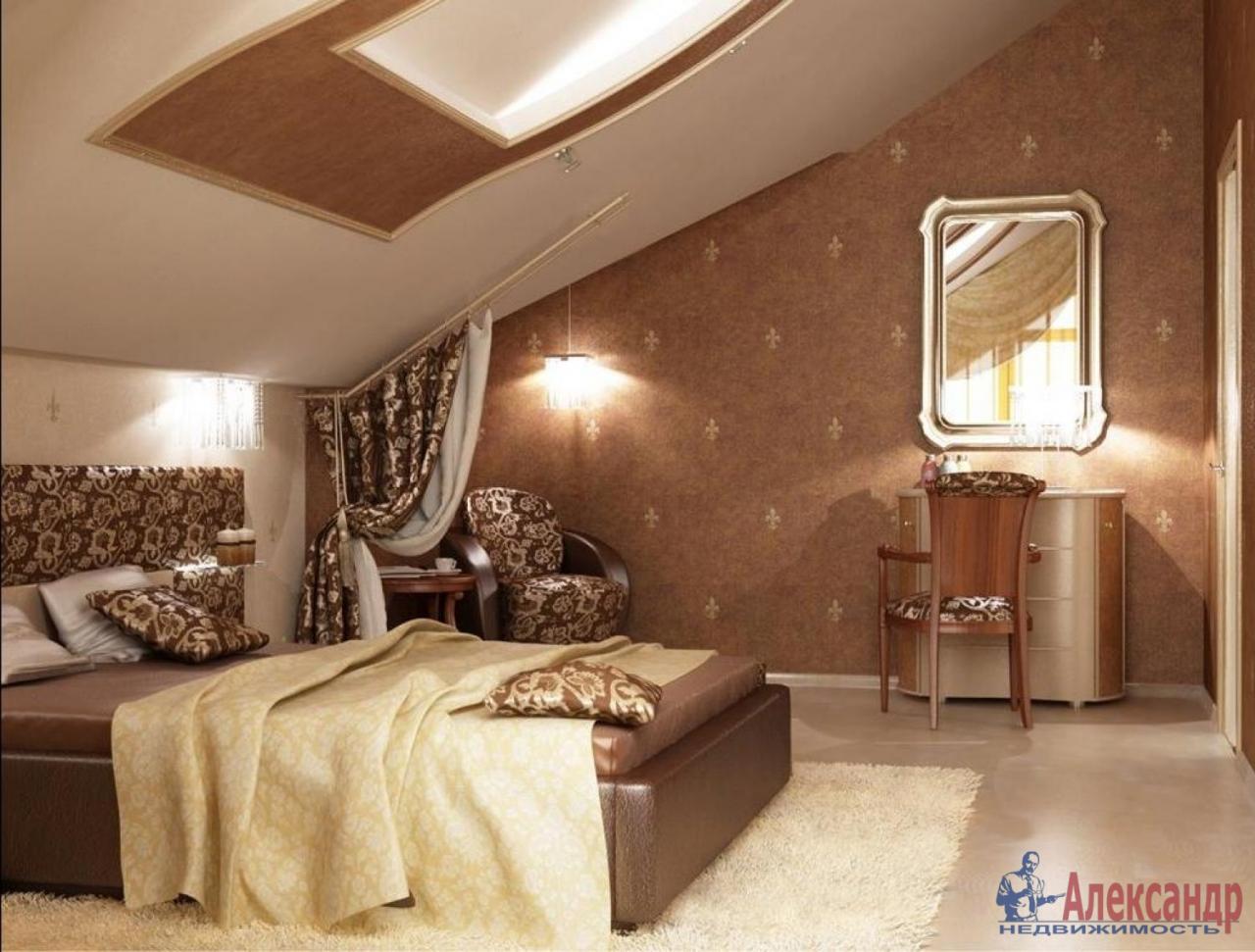 2-комнатная квартира (52м2) в аренду по адресу Обуховской Обороны пр., 195— фото 3 из 3
