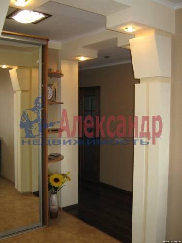 1-комнатная квартира (40м2) в аренду по адресу Шлиссельбургский пр., 24— фото 11 из 12