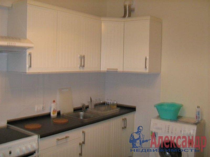 1-комнатная квартира (35м2) в аренду по адресу Крупской ул., 13— фото 1 из 2