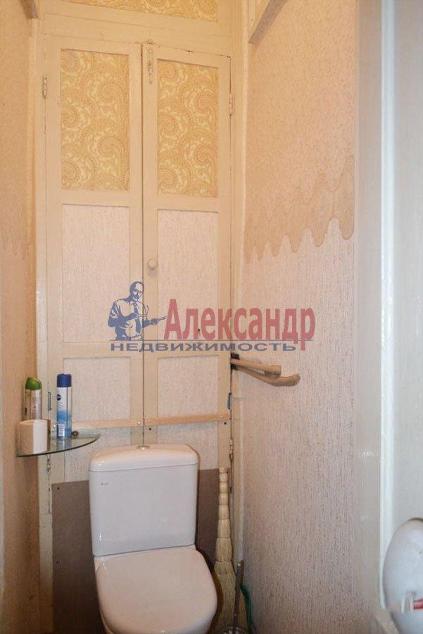 1-комнатная квартира (37м2) в аренду по адресу Варшавская ул., 96— фото 3 из 3